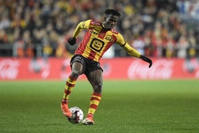 Le joueur Burkinabè Issa Kaboré