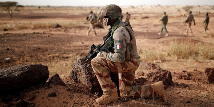 La Force Barkhane au Mali